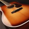 Kép 4/12 - Cort Gold-D8-LB akusztikus gitár, All solid, világos burst