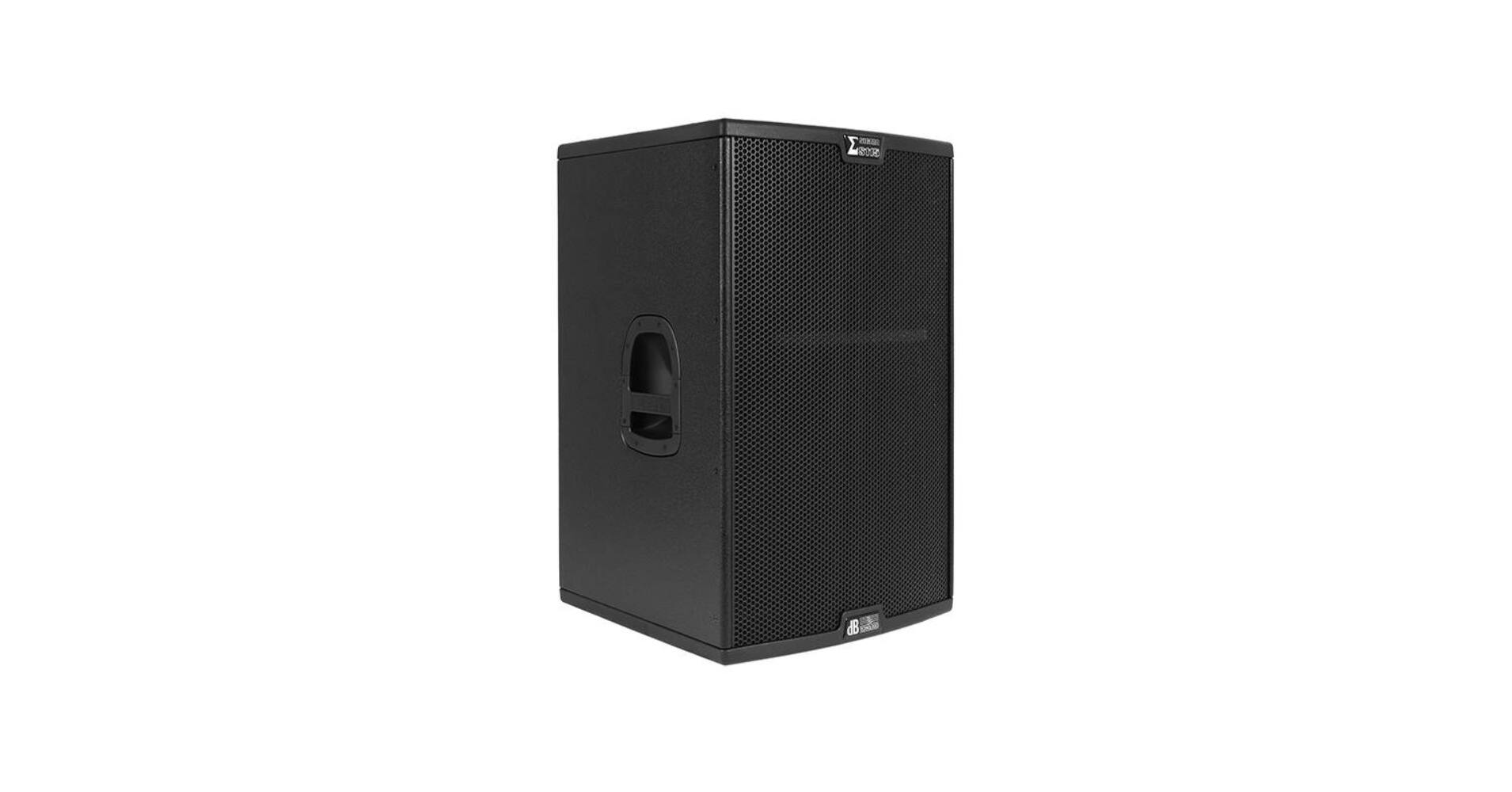 dB Technologies Sigma S115 - Aktív hangfalak