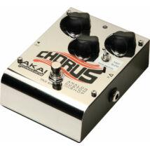 Akai Pro Analog Chorus gitáreffekt, kórus pedál, True-Bypass