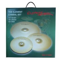 PEACE ELEMENT CYMBAL SET - Peace element cymbal set