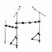 PEACE DR-7 - Standard drum rack with side arm