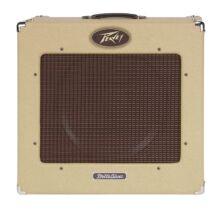 Peavey PV-Delta Blues 115 II Tweed gitárkombó, csöves, 30W