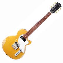 Cort Sunset TC-WBB elektromos gitár, koptatott sárga + ajándék hangológép
