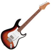 Cort G260CS-3TS elektromos gitár, sunburst + ajándék hangológép