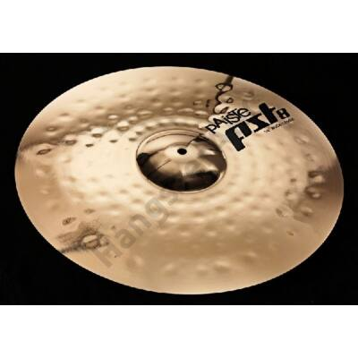 "Paiste ""PST8 16"""" Rock Crash cintányér"""