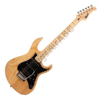 Cort G200DX-NAT el.gitár, Power Sound PU, natúr + ajándék hangológép