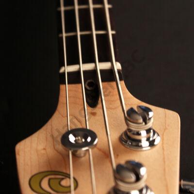 Cort GB54JJ-SPG el.basszusgitár, JJ, zöld + ajándék hangológép