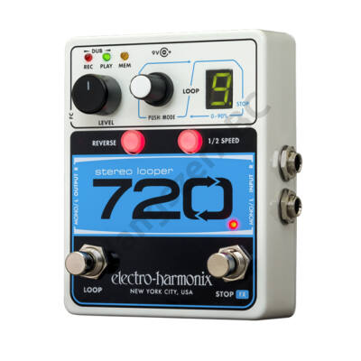 Electro-harmonix effektpedál Stereo Looper