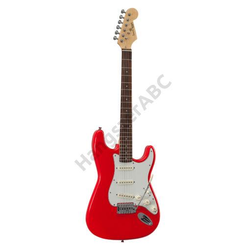 ROCKER-100S CAR - Dupla cutaway elektromos gitár 3 single coil pickuppal