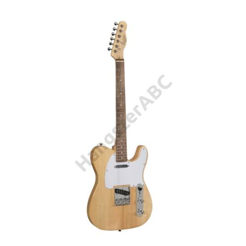SOUNDSATION TWANGER-R NT - Cutaway elektromos gitár 1 single coil és 1 lipstick pickuppel