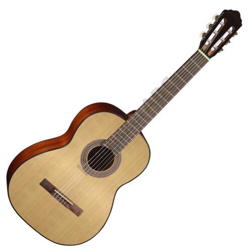 Cort AC100-OP klasszikus gitár, matt natúr + ajándék hangológép