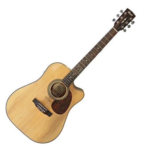Cort MR500E-NT akusztikus gitár elektronikával, natúr + ajándék hangológép