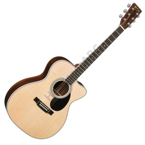 Martin OMC-35E akusztikus gitár elektronikával