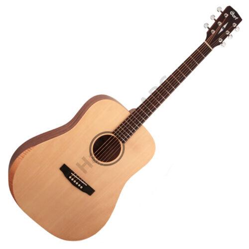 Cort Earth Bevel Cut-OP akusztikus gitár, open pore