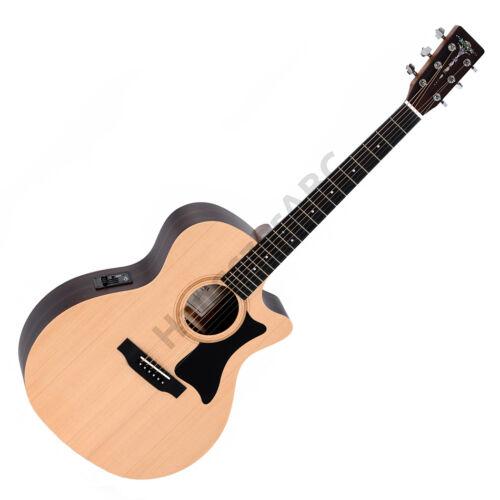 Sigma GTCE Plus akusztikus gitár elektronikával