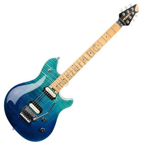Peavey elektromos gitár, kék