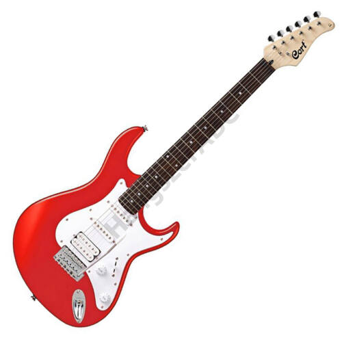 Cort G110-SRD el.gitár, skarlátvörös + ajándék hangológép