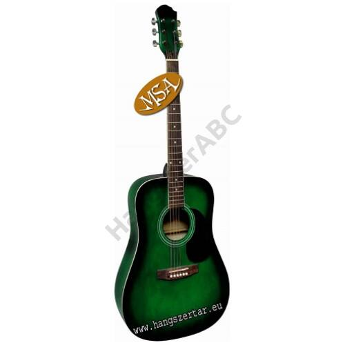 MSA CW-180 akusztikus gitár