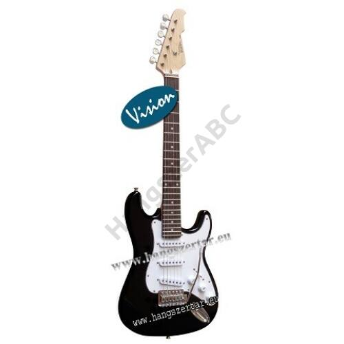 Vision EK-303 3/4-es elektromos gitár