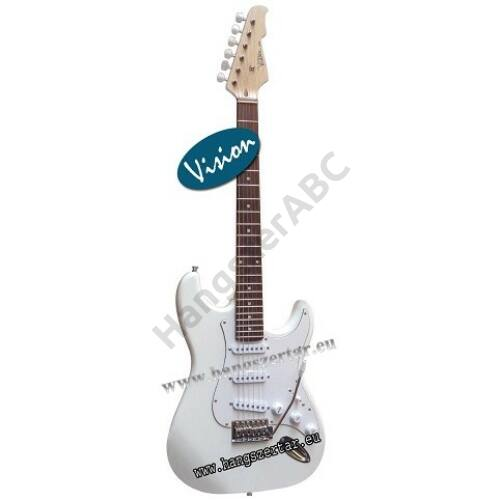 Vision ST-5 W elektromos gitár