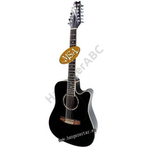 MSA CW-1000 12 húros akusztikus gitár