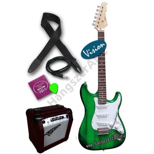 Vision ST-5 GRT elektromos gitár szett 4
