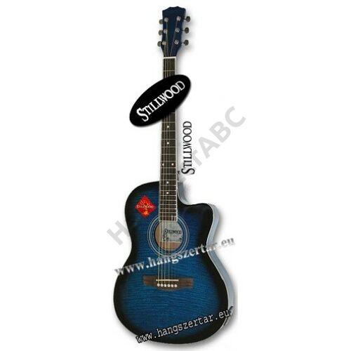 Stillwood SWD-55 TBL elektroakusztikus gitár