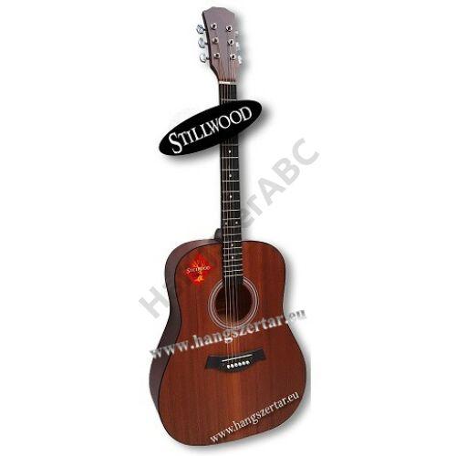 Stillwood SWN-500 normál méretű akusztikus gitár