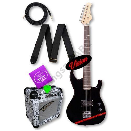 Vision ST-4 B 3/4-es elektromos gitár szett 3