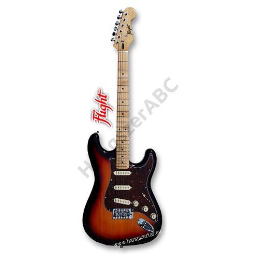 Flight EST-11 SB elektromos gitár