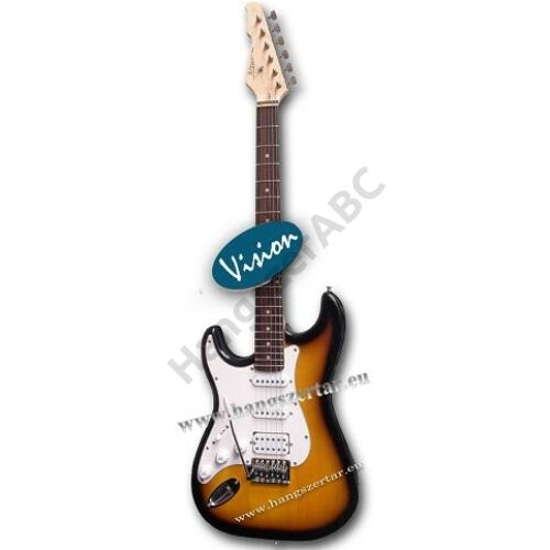 Vision ST6 L SB, balkezes elektromos gitár