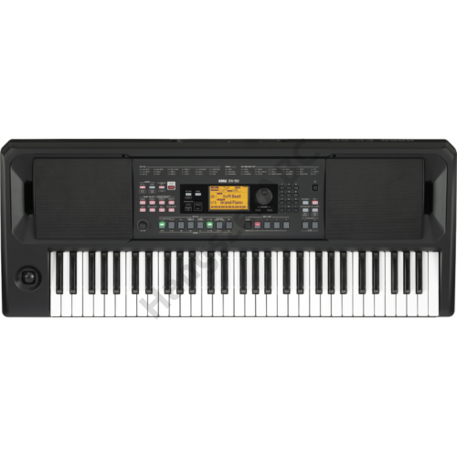 KORG EK50, kíséretautomatikás szintetizátor, 61 billentyű, hangszóró