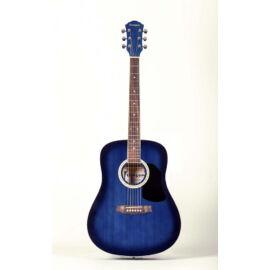 Geryon LD-18 Akusztikus gitár, kék
