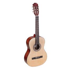 TC801-78 - 7/8-os klasszikus gitár fenyő fedlappal