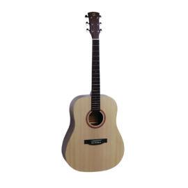 GRAND TETON-DN-NT - Dreadnought akusztikus gitár, nyitott pórusú szatén felülettel