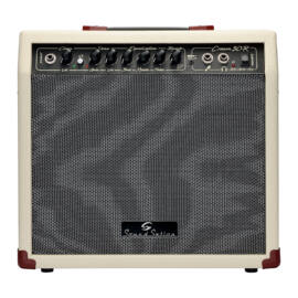 CREAM-30R - Vintage 30W elektromos gitárkombó Reverb funkcióval
