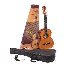 PRIMERA-GP-44NT - 4/4-es Klasszikus gitár pack