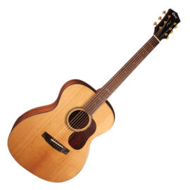 Cort Gold-O6 with case akusztikus gitár, All solid