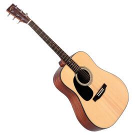 Sigma DM-1STL Plus DM-1 balkezes akusztikus gitár