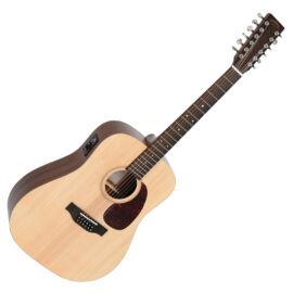 Sigma DM12E Plus 12 húros akusztikus gitár elektronikával