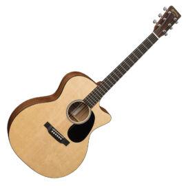 Martin GPCRSGT akusztikus gitár elektronikával
