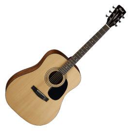 Cort AD810-OP akusztikus gitár, matt natúr + Választható ajándék