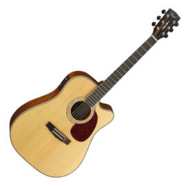 Cort MR710F-NAT akusztikus gitár Fishman el-val, natúr