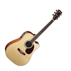 Cort MR730FX-NAT akusztikus gitár elektronikával, Fishman EQ, natúr