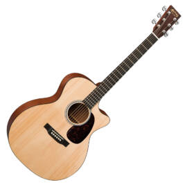 Martin GPCPA4 akusztikus gitár elektronikával