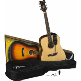 Dean Guitars AXS Prodigy Acoustic Pack Gloss Natural
