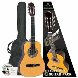 Encore ENC34OFT 3/4 Classic Guitar Outfit