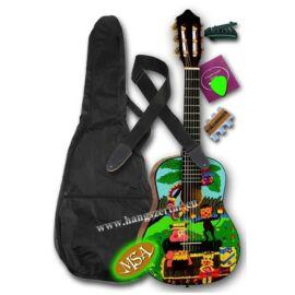MSA B-2, – 1/4-es klasszikus gitár szett 2