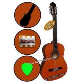 MSA C-20, 4/4-es klasszikus gitár szett