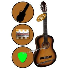 MSA C-25, 4/4-es klasszikus gitár szett